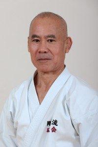 Taira Masaji Sensei 9e dan Hanshi